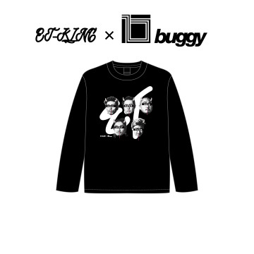 buggy×ET-KINGロンTEE